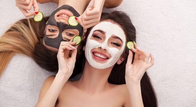 Maschere viso per l'inverno: 3 ricette naturali fai da te