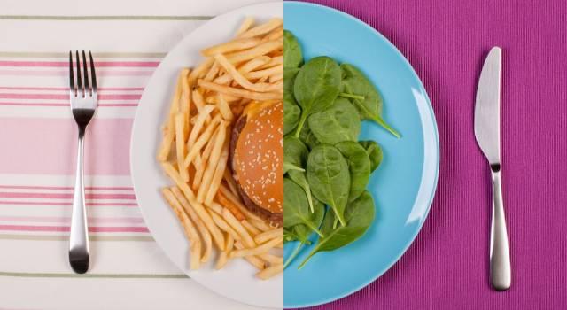 Dieta dissociata: come funziona e quali sono i suoi benefici
