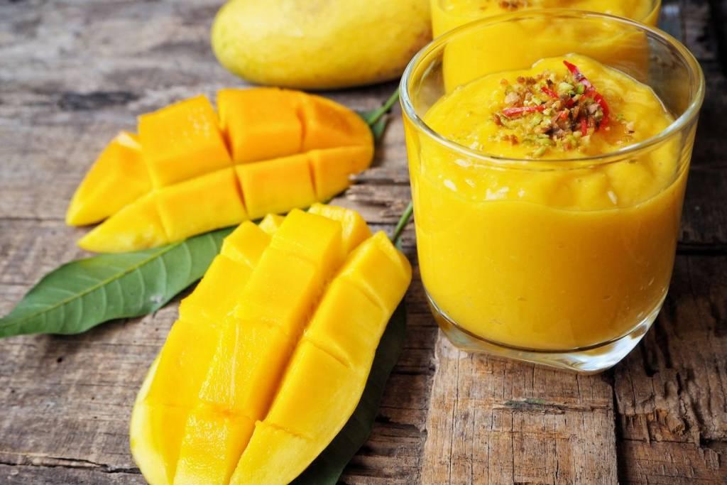 Lassi al mango