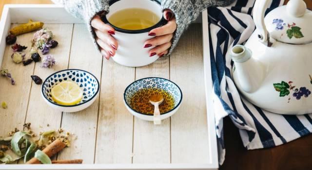 Tisane contro il raffreddore: ecco le più efficaci