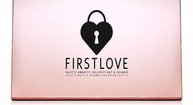 """Clio, famosa make up artist, crea la sua prima palette occhi """"First Love"""""""