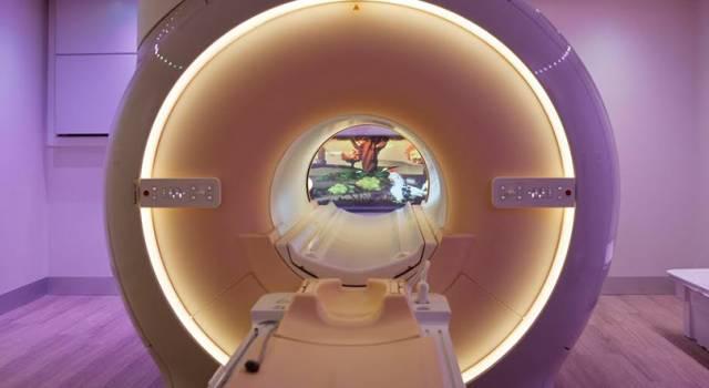 La risonanza magnetica alla Clinica Villalba diventa un viaggio sensoriale!