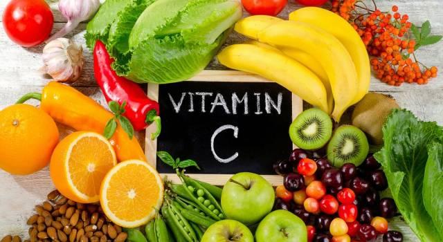 Alimenti ricchi di vitamina C per rinforzare il sistema immunitario
