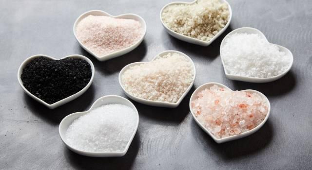 Impacchi di sale, un antico rimedio contro i dolori muscolari