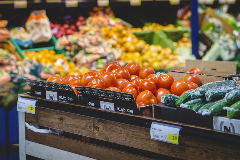 mercato biologico