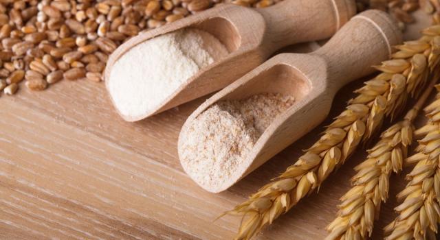 La farina bianca fa male? Il confronto con la farina integrale