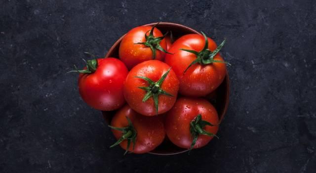 I pomodori, un toccasana per la digestione: tutte le proprietà