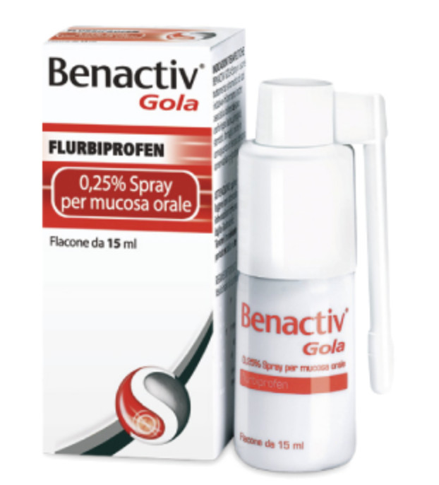 Benactiv Gola Spray