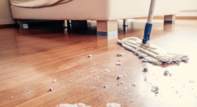 Se la casa è piena di polvere… si ingrassa! Ecco perché (e come fare)