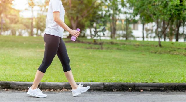 Camminare tutti i giorni: i benefici per il corpo e per la mente