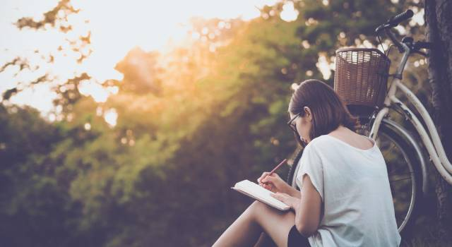 Scrivere fa bene: ecco il rimedio per l'anima