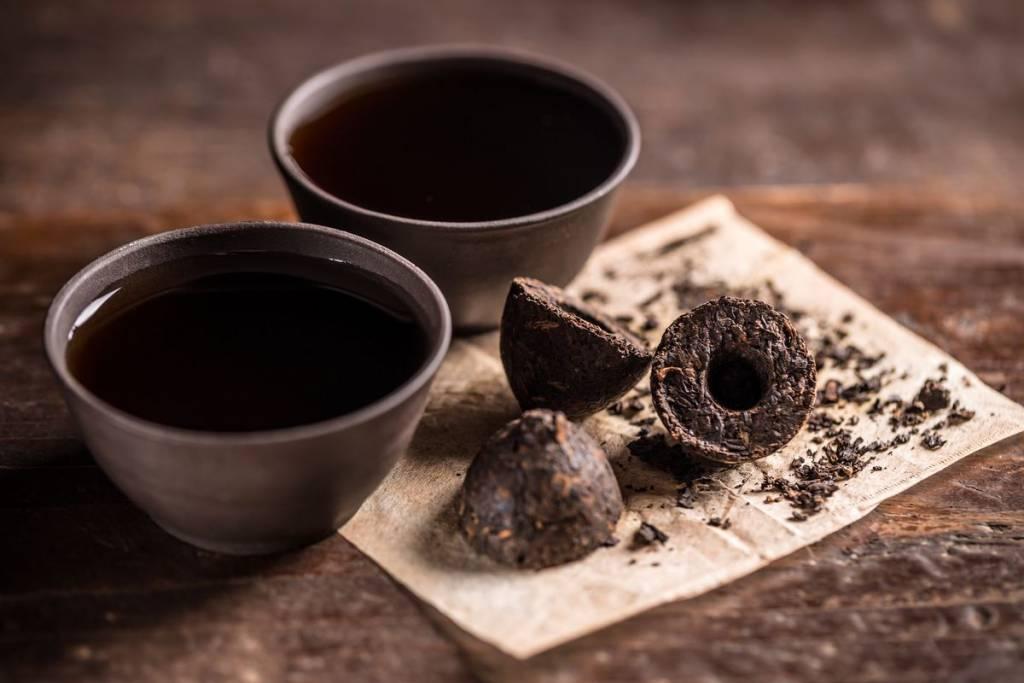 Pu Erh tè