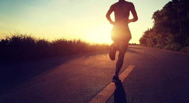 Benefici della corsa, ecco come può aiutare l'organismo