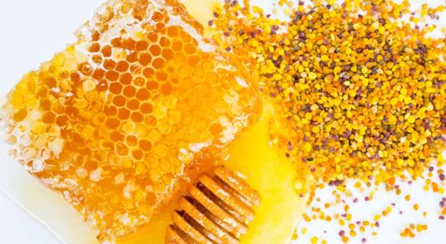 Il polline d'api, un toccasana per la depressione che aiuta anche a dimagrire