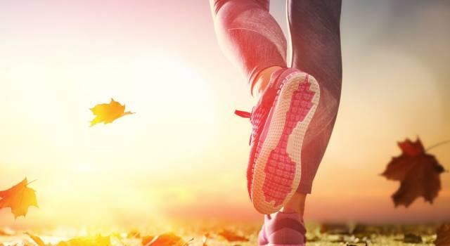 Sport all'aria aperta: i migliori da praticare in autunno