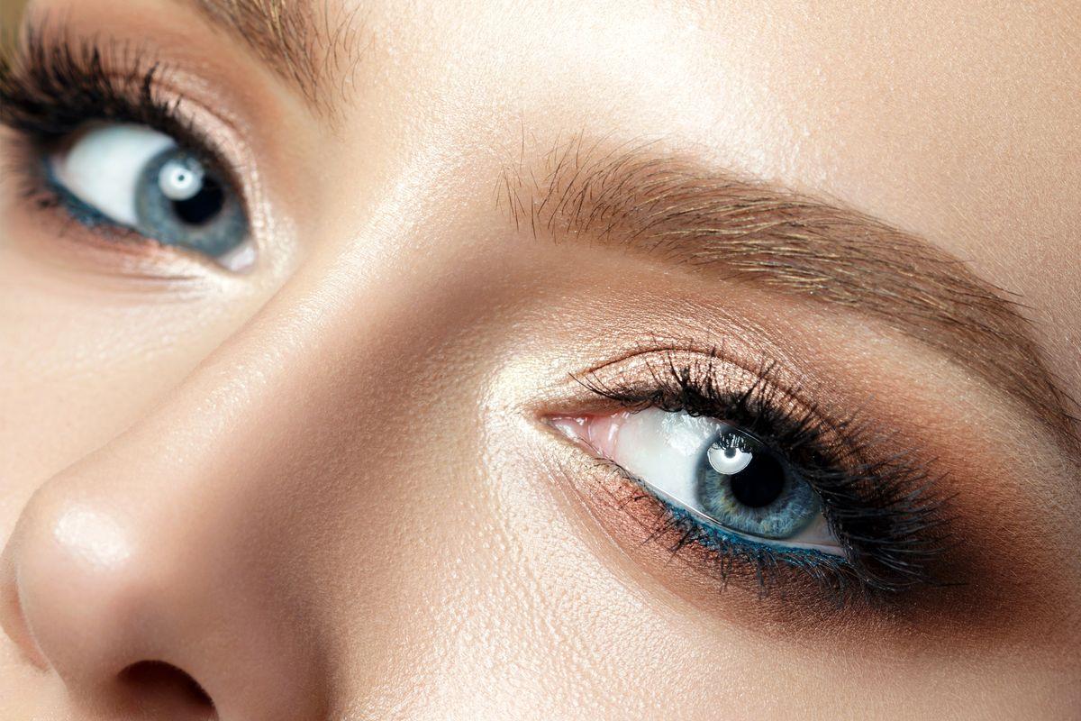 valorizzare occhi chiari