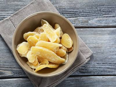 Zenzero caramellato: una ricetta golosa e ricca di benefici