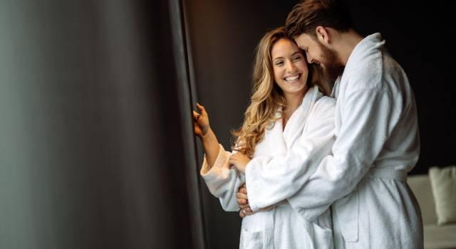 San Valentino alle terme: 5 mete per un week-end romantico