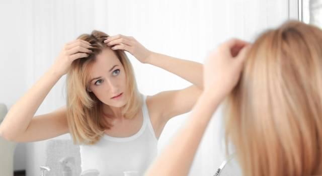 Caduta dei capelli in autunno: stop con i trattamenti giusti