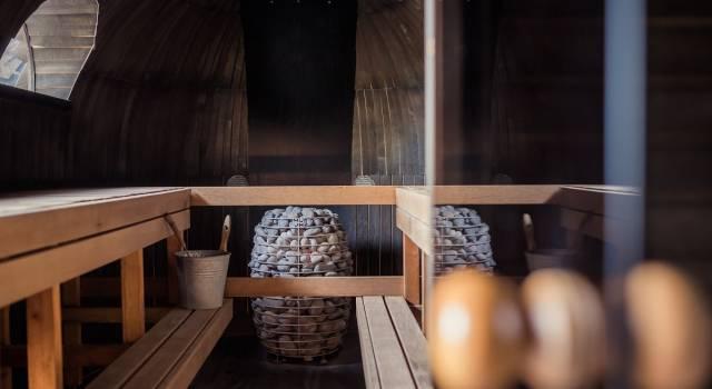 I benefici della sauna per il corpo e lo spirito