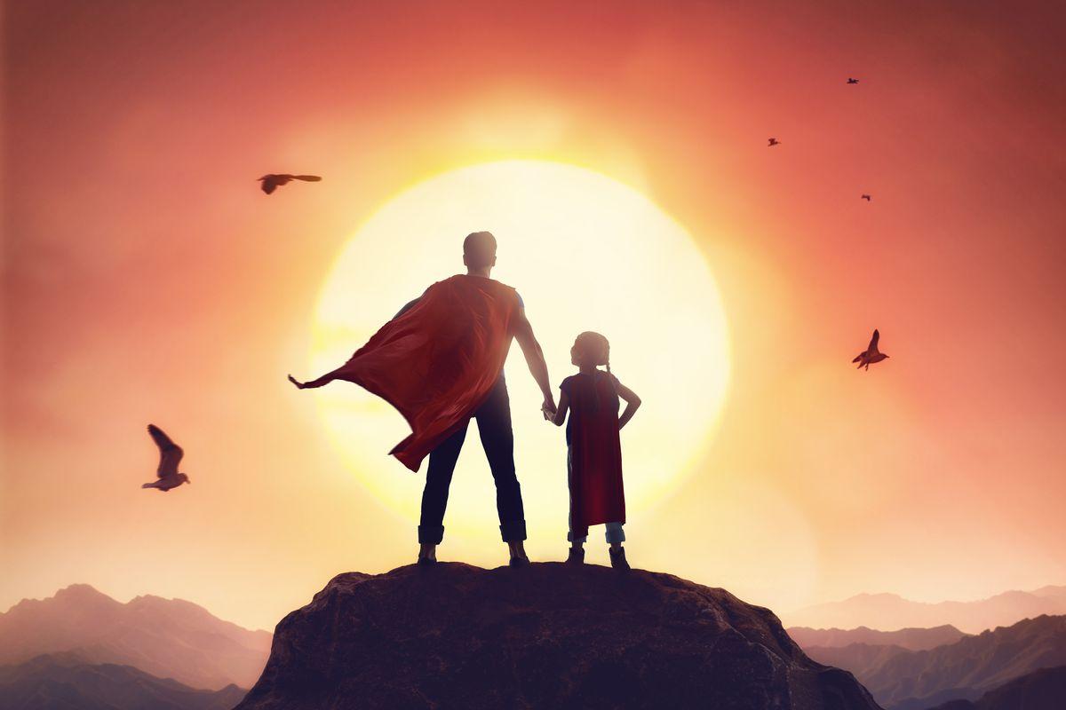 padre e figlia super