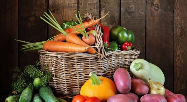 Agosto e la sua verdura di stagione: ecco cosa mettere nel carrello