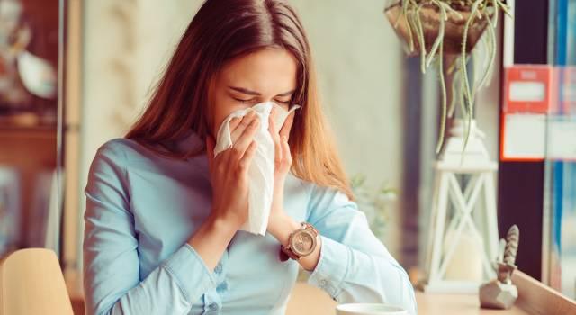 Congestione nasale: cause e rimedi naturali