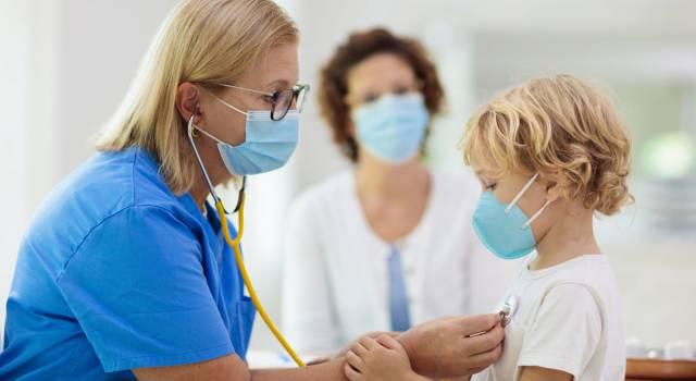 Come distinguere il Covid dall'influenza nei bambini? La parola agli esperti