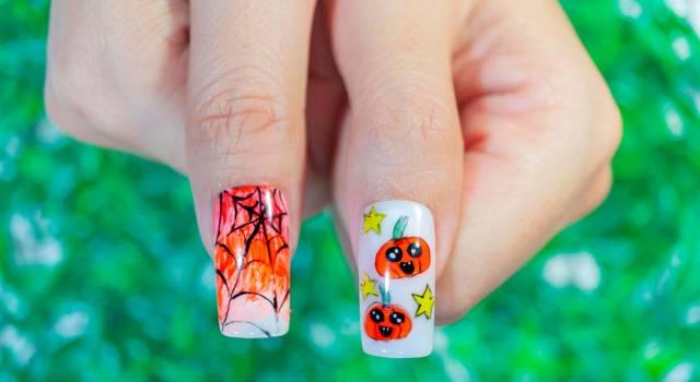 Unghie Halloween: le scelte più semplici e simpatiche tra cui scegliere