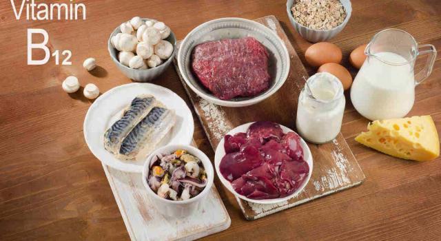 Vitamina B12 negli alimenti: dove trovarla?