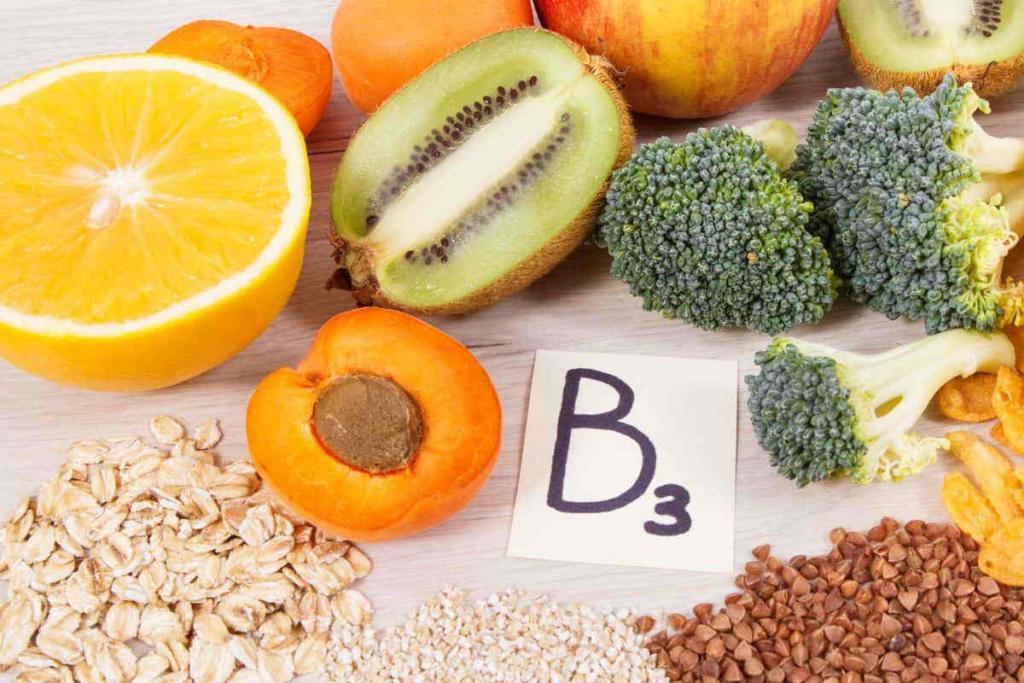 vitamina B3 alimenti