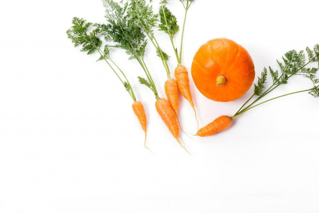 carote e zucca