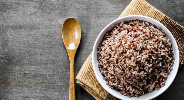 Dieta del riso integrale: in cosa consiste e perché funziona