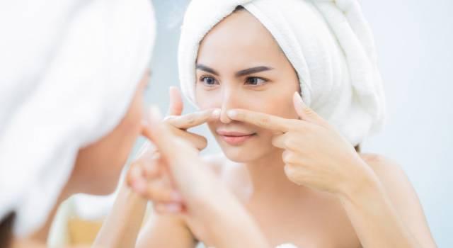 Puntini bianchi sulla pelle: scopri cosa sono e come eliminarli