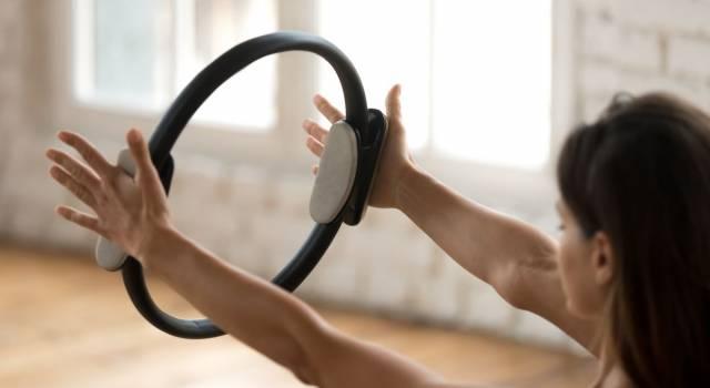 Ring pilates: di cosa si tratta, come si usa e a cosa serve