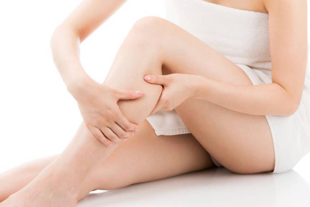massaggiio gambe