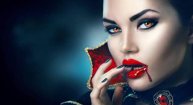 Trucco da vampiro semplice e d'effetto: come realizzarlo!