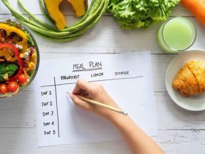 Dieta dimagrante settimanale: come impostarla per ottenere dei buoni risultati